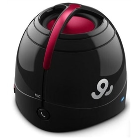 COLUNA MINI AMPLIFICADA GO GEAR SOUND DOME GPS1500 BLA - 1906.2501