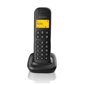 TELEFONE SEM FIO ALCATEL D135 PRETO - 1906.2503