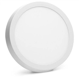 Plafon Redondo 225mmx38mm LED 18w Branco Natural - 1906.2050
