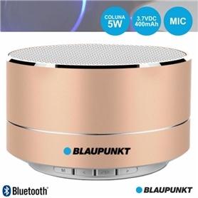 COLUNA MINI AMPLIFICADA BLUETOOTH  5W BLAUPUNKT BLP3100-005 - 1810.3094