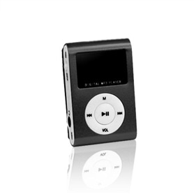 MP3 SETTY COM RÁDIO PRETO - 1607.2906