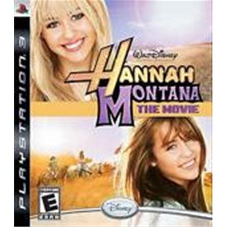 JG PS3 HANNA MONTANA: THE MOVIE LIQ ***** - 8717418210113