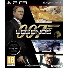 JG PS3 JAMES BOND 007: LEGENDS ### - 5030917113659