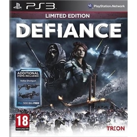 JG PS3 DEFIANCE LIMTED EDITION - 5060286001431