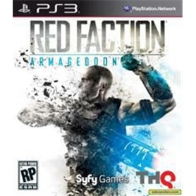 JG PS3 RED FACTION: ARMAGEDDON - 5603625283978