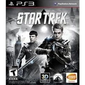 JG PS3 STAR TREK NEW - 3391891968560