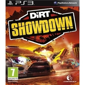 JG PS3 DIRT SHOWDOW HOONIGAN LIMITED - 5024866348613