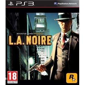 JG PS3 LA NOIRE - 5026555400466