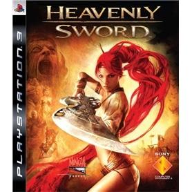 JG PS3 HEAVENLY SWORD - SONY-PS3007