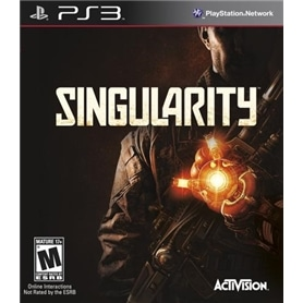 JG PS3 SINGULARITY - 5603625256286