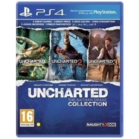 JG PS4 UNCHARTED THE NATHAN DRAKE COLLETION - 9867432