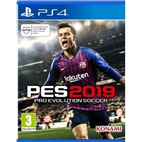 JG PS4 PRO EVOLUTION SOCCER 2019 - 1805.2993