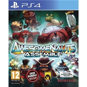 JG PS4 AWESOMENAUTS ASSEMBLE! - 1504.2104