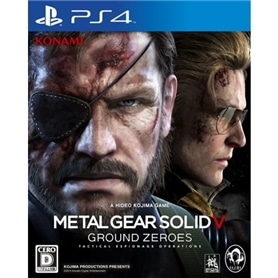 JG PS4 METAL GEAR 5 GROUND ZEROS - 1402.1410