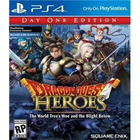 JG PS4 DRAGON QUEST HEROES - 1510.1309