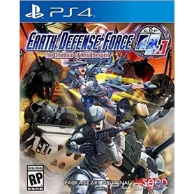JG PS4 EARTH DEFENSE FORCE - 1604.1201