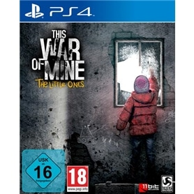 JG PS4 THIS WAR OF MINE: THE LITTLE ONES - 1601.2401