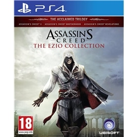 JG PS4 ASSASSINS CREED: EZIO COLLETION - 1610.2807