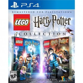 JG PS4 LEGO: HARRY POTTER COLLECTION - 1610.2809