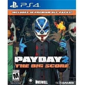 JG PS4 PAYDAY 2: THE BIG SCORE - 1609.1618