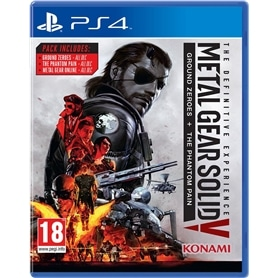 JG PS4 METAL GEAR SOLID V: DEFINITIVE EXPERIENCE - 1609.2912