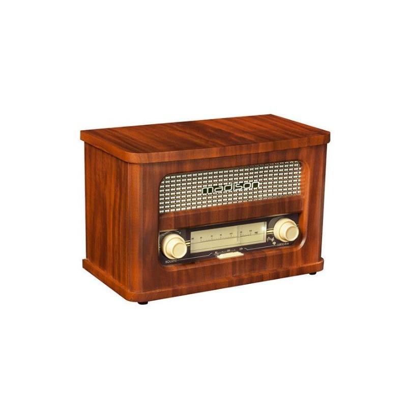 RADIO VINTAGE MADISON MAD-RETRORADIO - 1804.2798