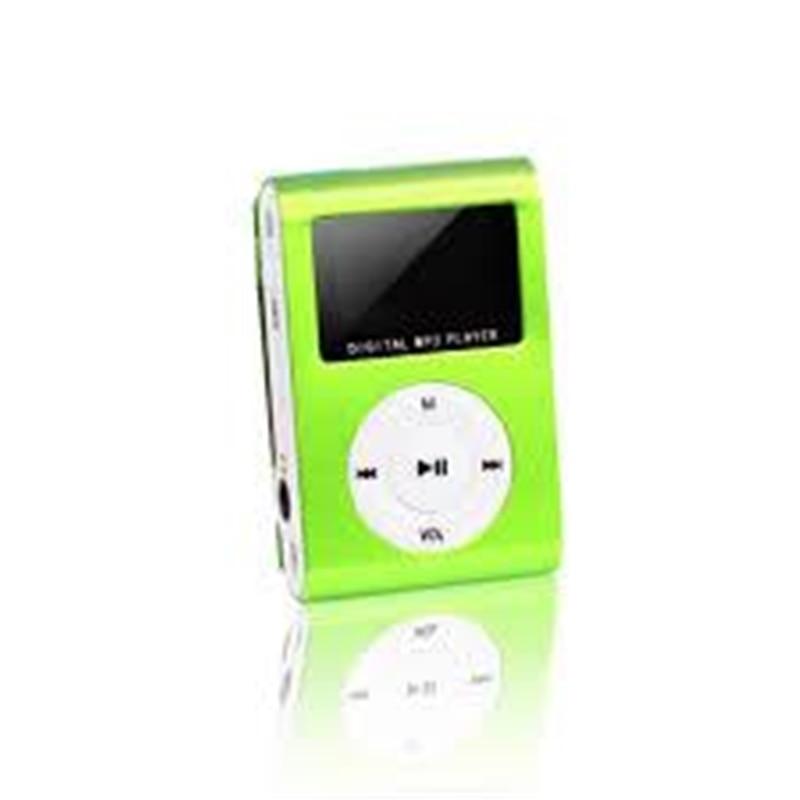 MP3 SETTY COM RÁDIO VERDE - 1607.3001