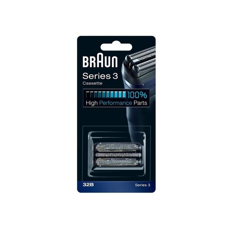 Rede+Lamina Braun 32B Series 3 - BRA-REDE13