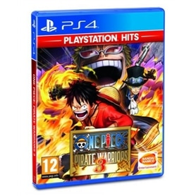 JG PS4 ONE PIECE PIRATE WARRIORS 3 - 1601.2236