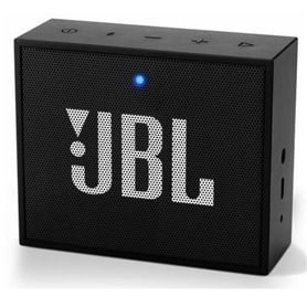 COLUNA MINI AMPLIFICADA BLUETOOTH   3W JBL GO+ BLACK - 1812.2696