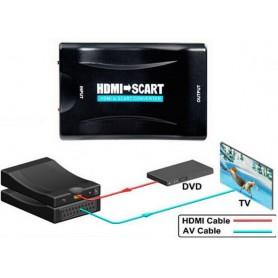 CONVERSOR HDMI -> SCART - 1812.2150
