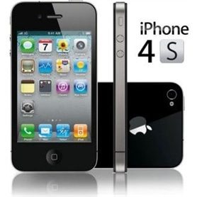 TLM LIVRE APPLE IPHONE 4S 32GB BLACK NOVO -  SWAP PRODUCT - 1904.0397