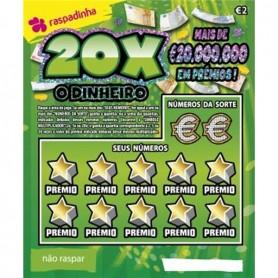RASPADINHA LA 2 EUROS - 1.293
