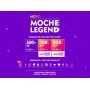 CARTAO TLM MEO MOCHE LEGEND - 1609.2703