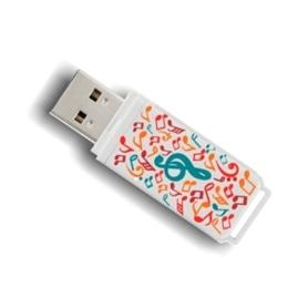 USB DISK PEN DRIVE 16GB - USB 2.0 MUSIC DREAM - 1906.0651