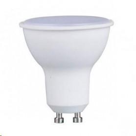 Lâmpada GU10 MR16 LED 220v/ 6w Opalina Branco Quente - 1703.2151
