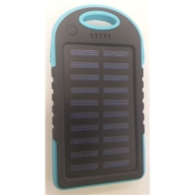POWER BANK SOLAR 5.000MAH SETTY AZUL - 1906.1401