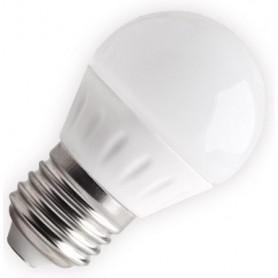 Lâmpada E27 G45 Lustre LED 4w Branco Quente - LP-LEDE27016