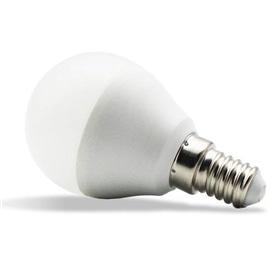 Lâmpada E14 P45 Gota LED 5,5w Branco Frio - 1712.1555