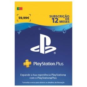 PLAYSTATION PLUS CARD: 12 MESES PSPLUS 365 DAYS - 711719261636