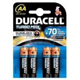 Pilha Duracell TurboMax AA MX1500 - 1905.2851