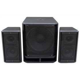 "COLUNA PRO ACTIVE SUB15""+TOP 8"" POWER DINAMICS COMBO1500 - 178.924"