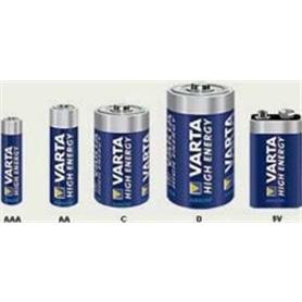 Pilha Varta Alkalina AAA 4903 High Energy - PLH-VARTA+AAA