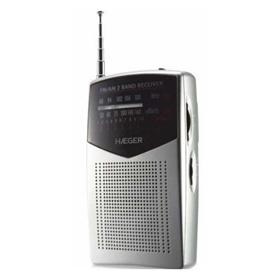 RADIO BOLSO HAEGER POCKET PR-BIB.006A - 1812.0698
