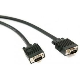 CABO INF VGA MACHO - VGA MACHO  5,0M HD15 - INF-CB_VGA02