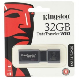 USB DISK PEN DRIVE 32GB - USB 3.1/3.0/2.0 KINGSTON G3 - 1905.1430