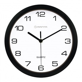 Relógio de Parede Analógico Manta Delta CLK004 - 1801.0650