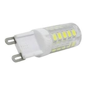Lâmpada Led G9 Tubular SMD 220V/5W Branco Quente - 1906.2751