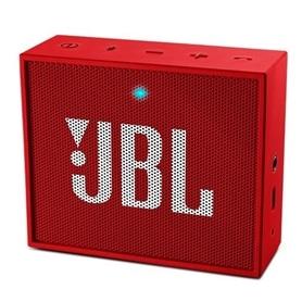 COLUNA MINI AMPLIFICADA BLUETOOTH   3W JBL GO+ RED - 1907.0199