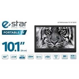 "TV 10"" LED ESTAR TV10 + KIT AUTO 12v - Inclui Antena - 1906.1894"